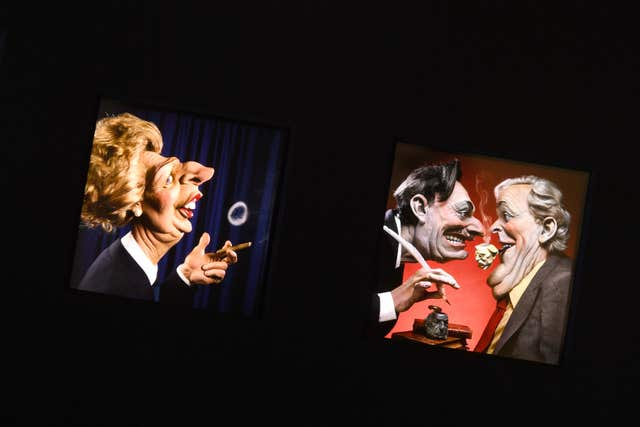 Spitting Image archive moved to Cambridge University