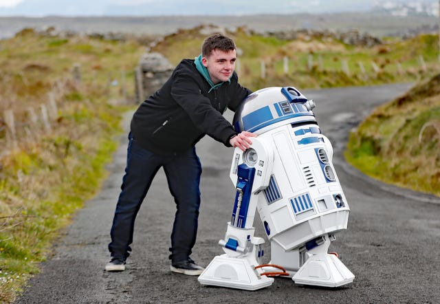 Malin Head Star Wars Festival
