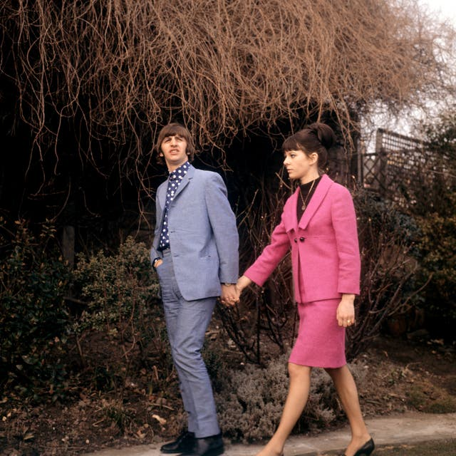 Sir Ringo Starr's life in pictures as he turns 80 - The ...