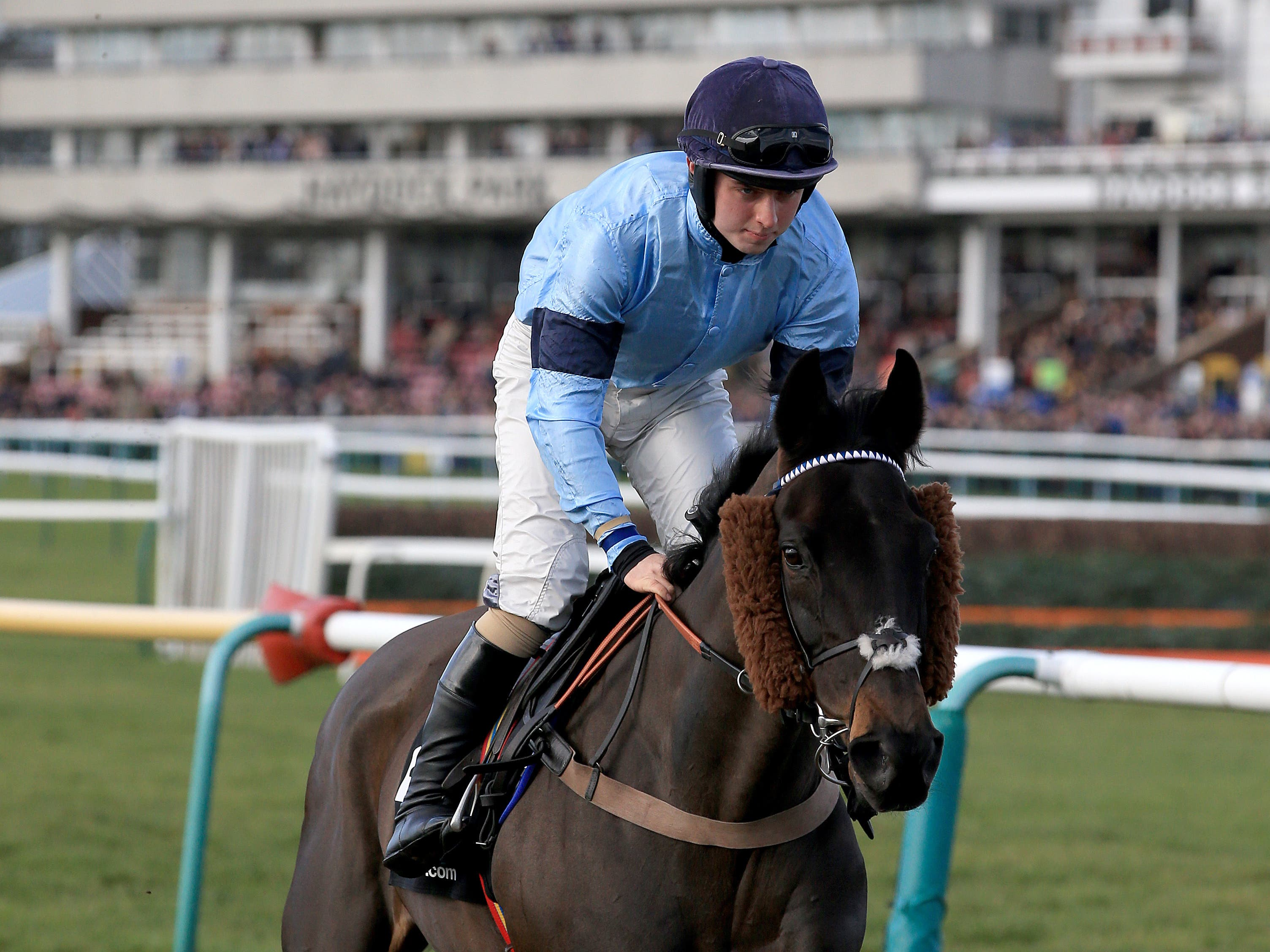 If You Say Run, owned by Highclere Racing (Clint Hughes/PA)