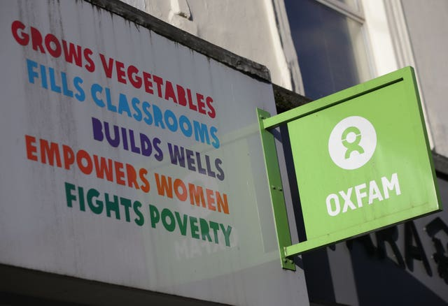 The report dates from 2008 but has been unearthed following the alleged abuse scandal at Oxfam (Yui Mok/PA)