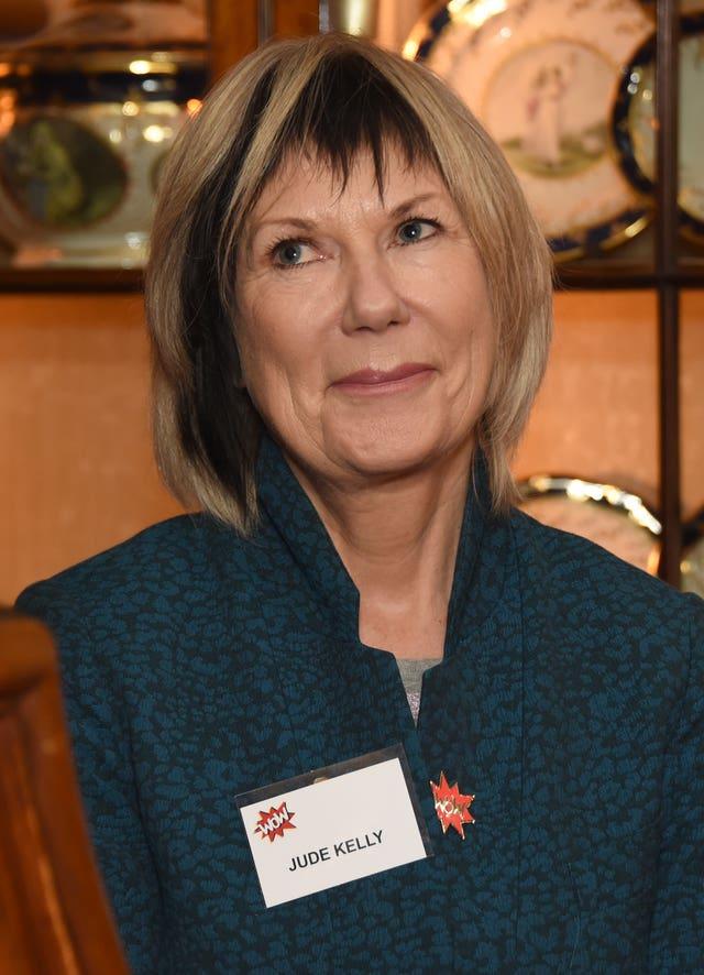 Jude Kelly