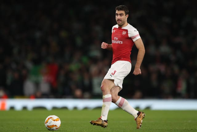 Sokratis Papastathopoulos has been impressed by Aubameyang.