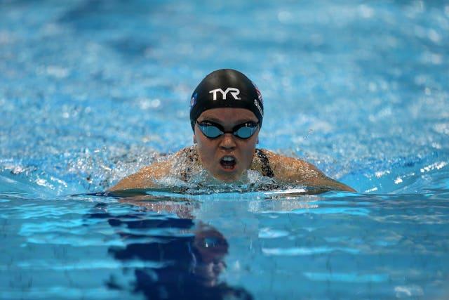 2019 World Para Swimming Allianz Championships – Day Seven – London Aquatic Centre