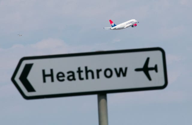 Airport expansion in the South East
