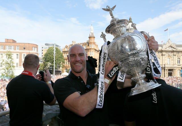 Gareth Ellis is a Hull great