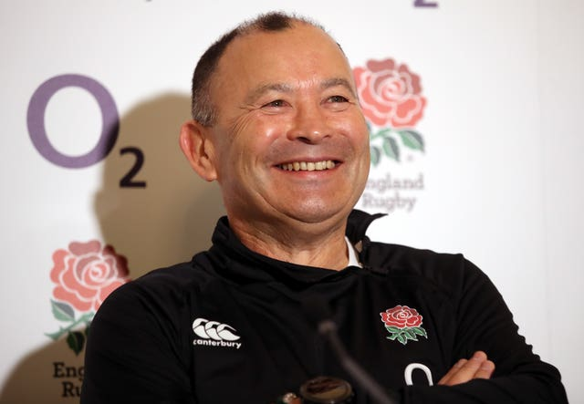 Eddie Jones took charge of England in November 2015