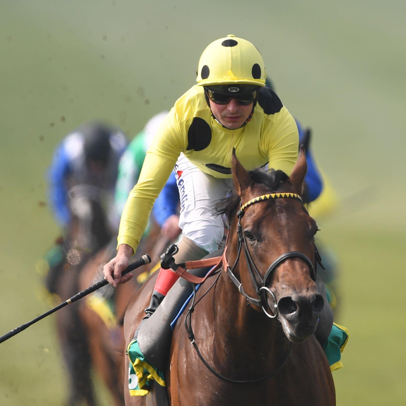 UAE Jewel impressed in winning at Newmarket