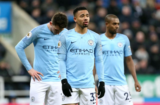 Manchester City's surprise loss at Newcastle has offered Liverpool a chance to extend their lead