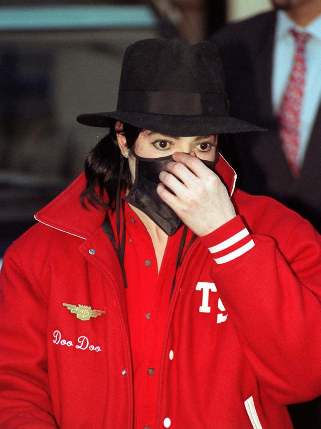 Michael Jackson taken to hospital