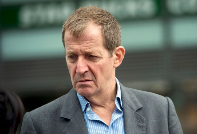 Alastair Campbell expulsion