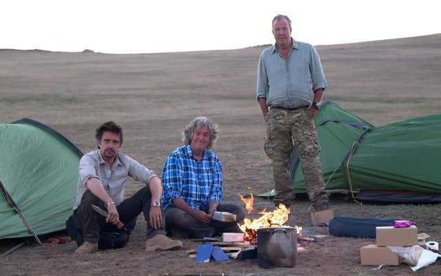 Third series of The Grand Tour