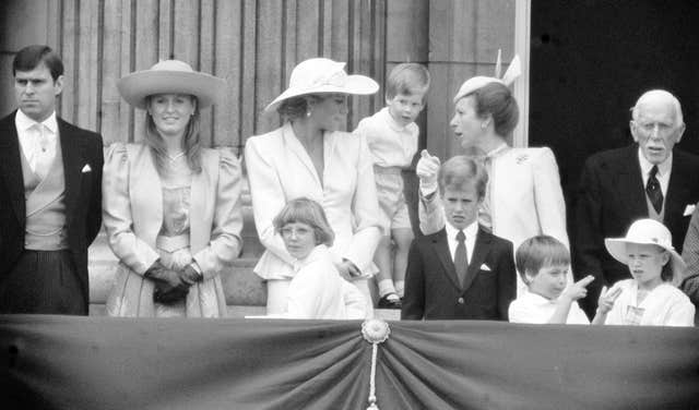 Trooping the Colour 1987