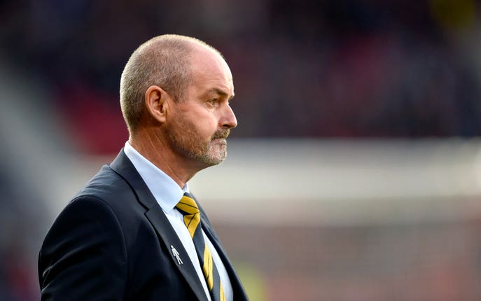 Steve Clarke's Scotland still have the chance to reach Euro 2020 via March's Nations League play-offs