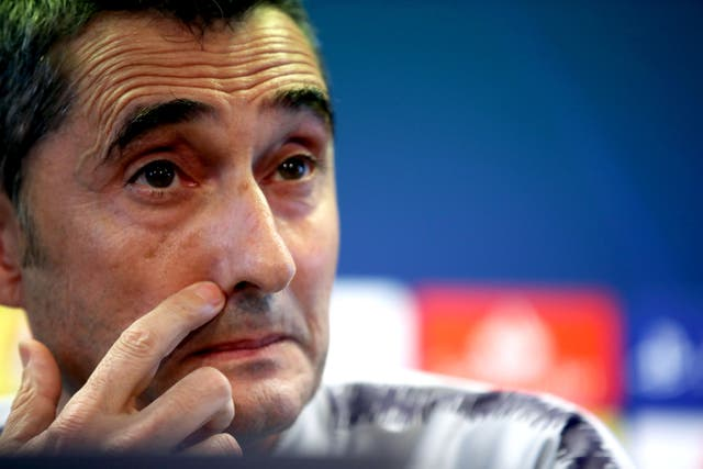 Ernesto Valverde is wary of the threat posed by Levante