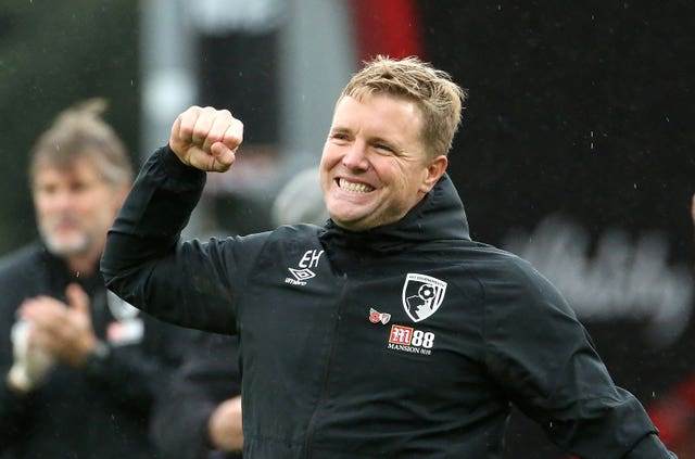 Could Eddie Howe be enticed away from his beloved Bournemouth?