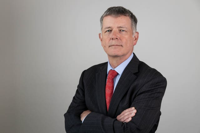 MI6 Chief Richard Moore