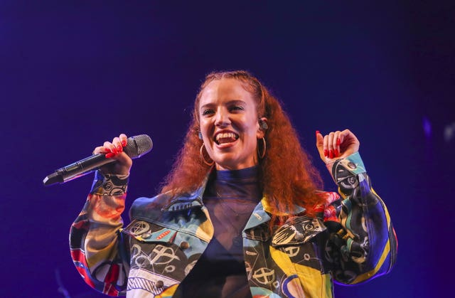 Jess Glynne comments