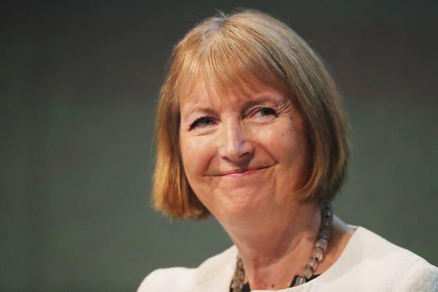 Harriet Harman Speaker bid