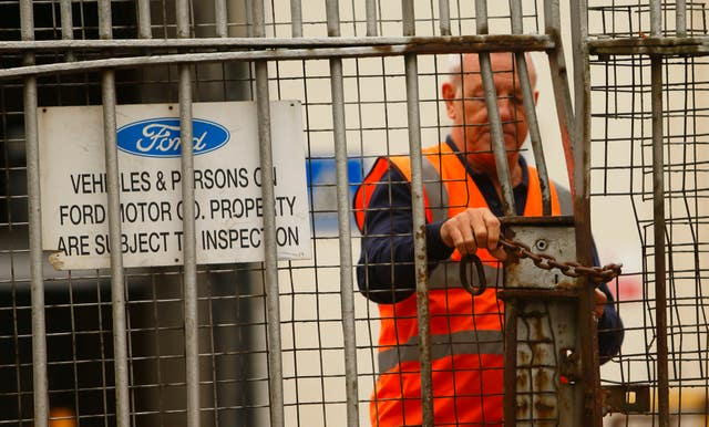 Ford factory closure fears
