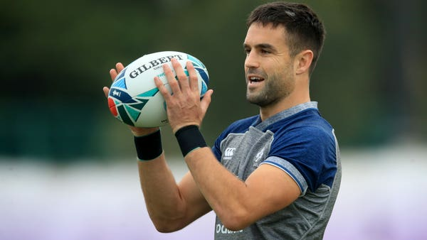 Conor Murray: Scotland will be licking their lips to take on Ireland
