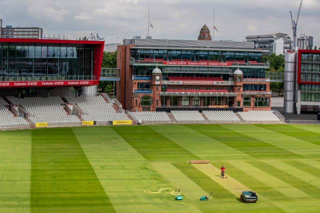 The West Indies are spending their quarantine period at Emirates Old Trafford.