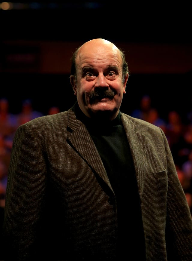Willie Thorne (Simon Cooper/PA)