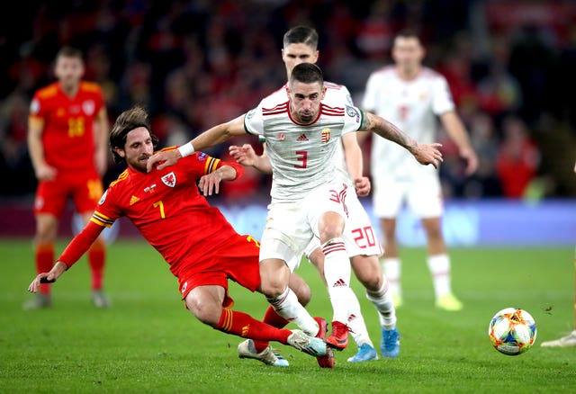 Joe Allen has been a key player in Wales' qualifying campaign