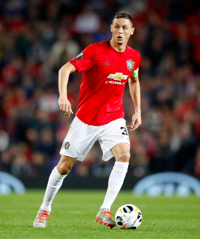 Nemanja Matic remains absent for Manchester United