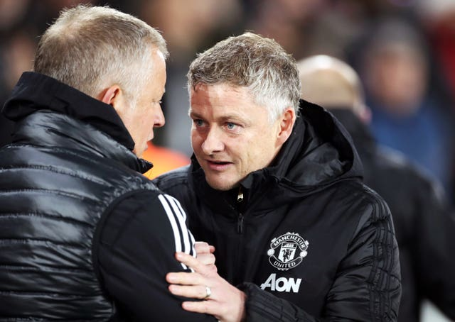 Both managers had to settle for a point