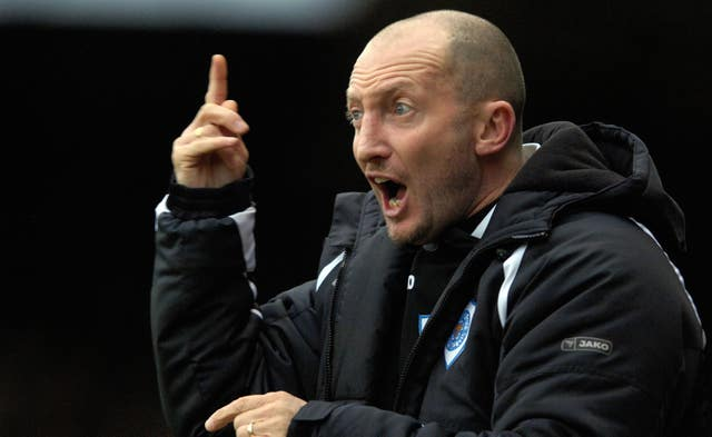 Ian Holloway has managed throughout the EFL