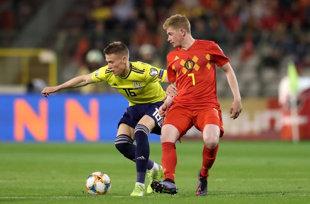 Belgium v Scotland – UEFA Euro 2020 Qualifying – Group I – King Baudouin Stadium