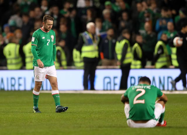 The Republic of Ireland missed out on the chance to play at the 2018 FIFA World Cup