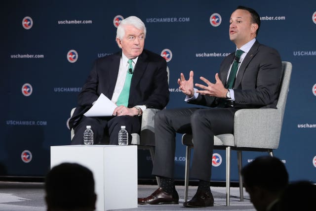 Leo Varadkar visit to US – Day 1