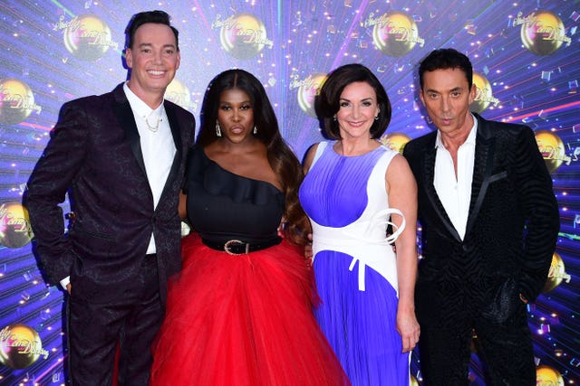 Strictly Come Dancing Launch 2019 – London