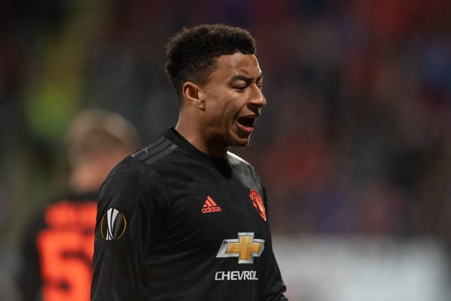 Jesse Lingard endured a tough start to the current campaign