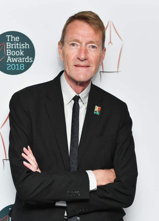 British Book Awards 2018 – London