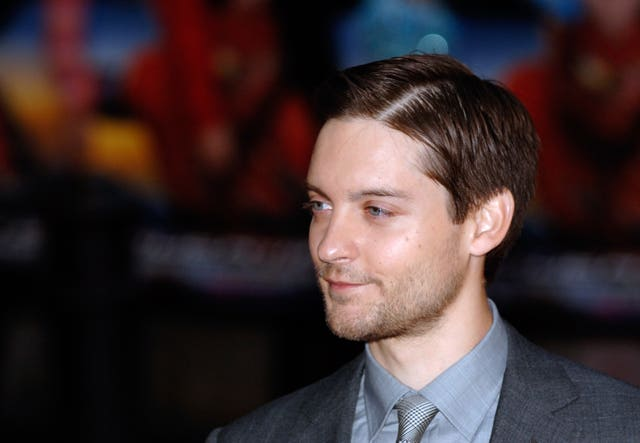 Tobey Maguire starred as troubled jockey Red Pollard