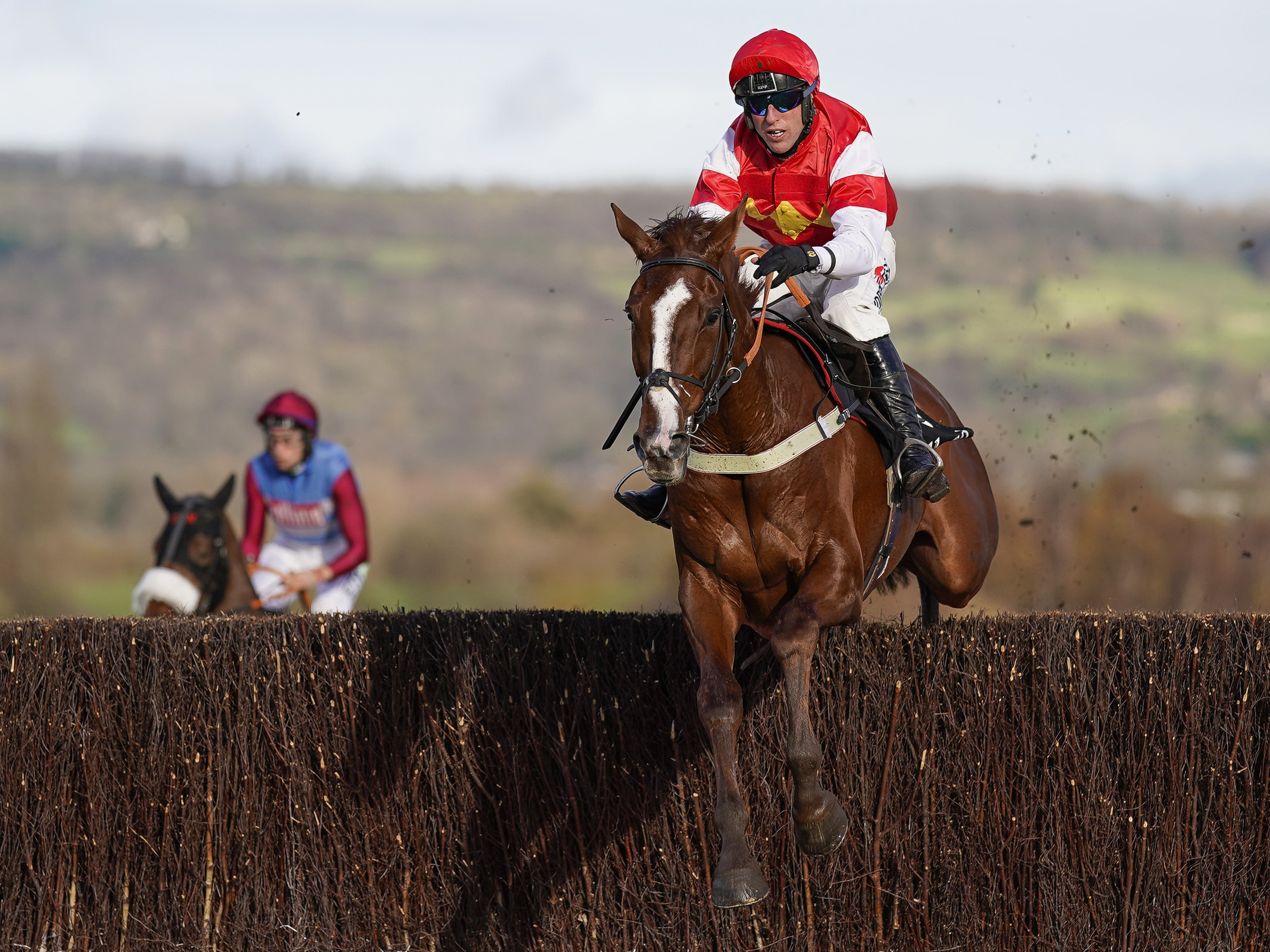 The Big Breakaway is likely to make his next start at Wetherby (Alan Crowhurst/PA)