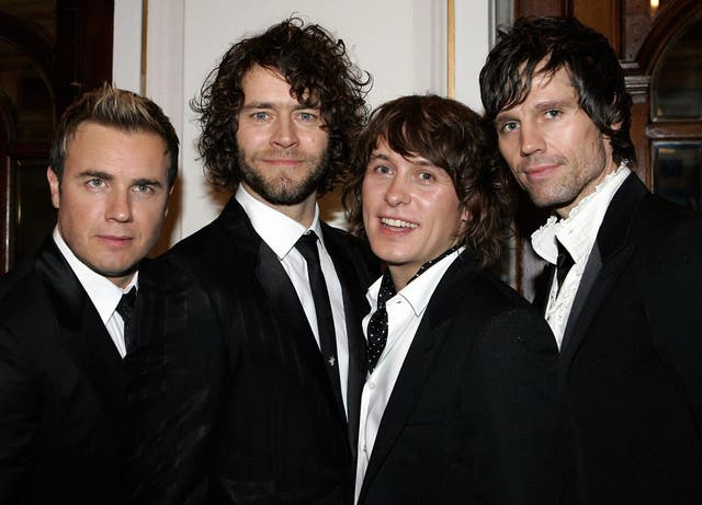 Gary Barlow was said to be aggrieved that Take That did not take the Christmas Number One (Kirsty Wigglesworth/PA)