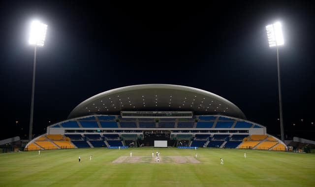 The Sheikh Zayed Stadium in Abu Dhabi is a potentially neutral venue this winter.