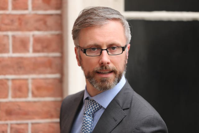 Minister for Children, Disability, Equality and Integration Roderic O'Gorman