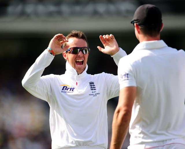 Graeme Swann - undoubtedly England's greatest spinner since the turn of the century (Adam Davy/PA)