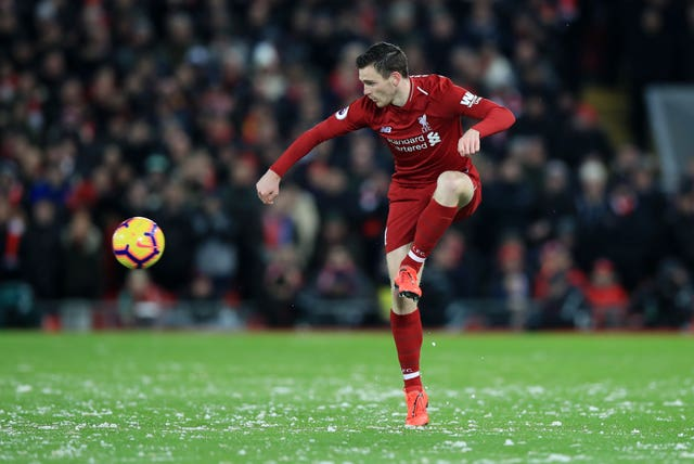 Robertson is wary of a rejuvenated Manchester United