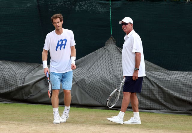 Murray worked with Ivan Lendl on two occasions, twice winning Wimbledon under his tutelage