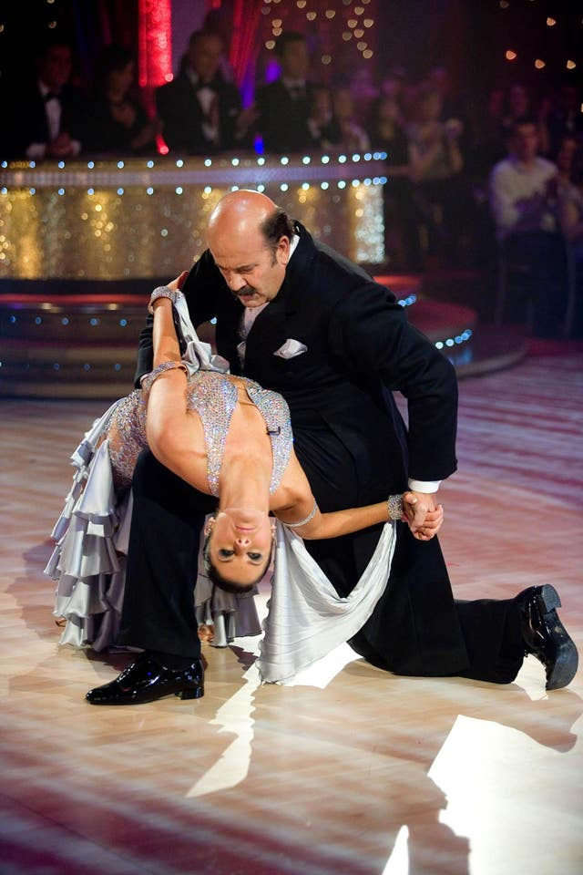 Strictly Come Dancing Handouts