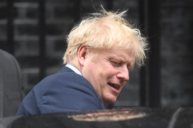 PM Johnson