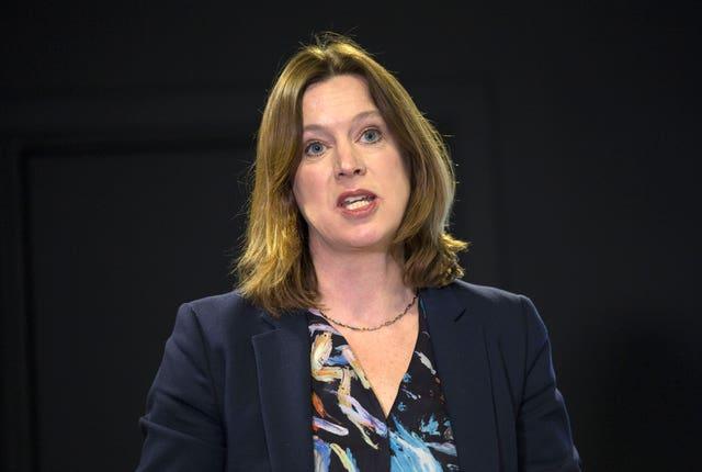 Dr Catherine Calderwood