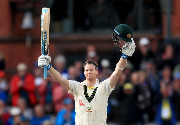 Steve Smith was the star of Australia's success