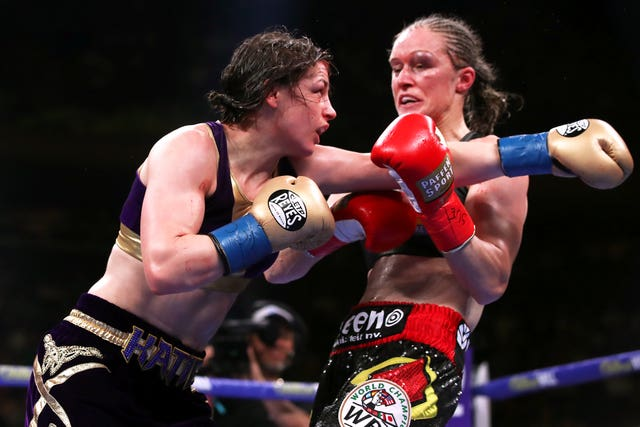 Katie Taylor's win over Delfine Persoon in June last year was regarded as contentious (Nick Potts/PA)
